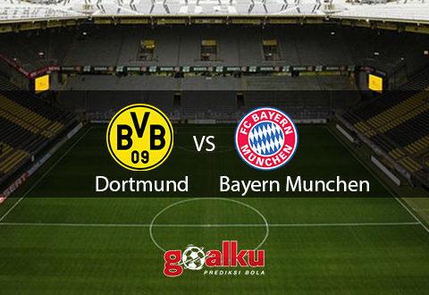 Prediksi Bola Dortmund vs Bayern Munchen