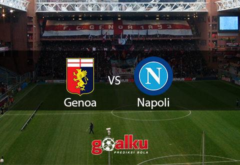 Prediksi Bola Genoa vs Napoli