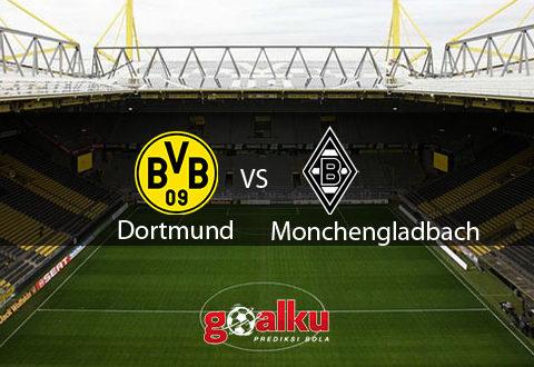 Dortmund vs Monchengladbach
