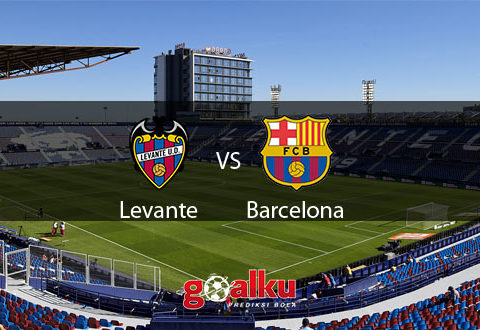 levante vs Barcelonna