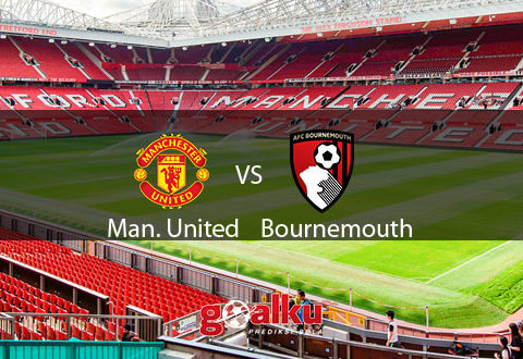Man. United vs Borunemouth