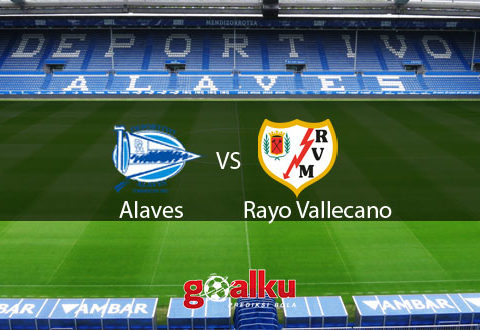 Alaves vs Rayo Vallecano