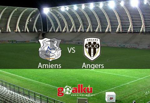 Amiens vs Angers