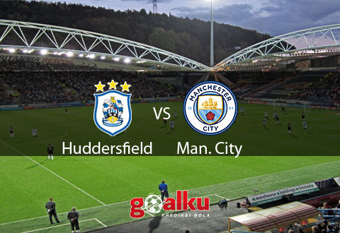 huddersfield vs man city
