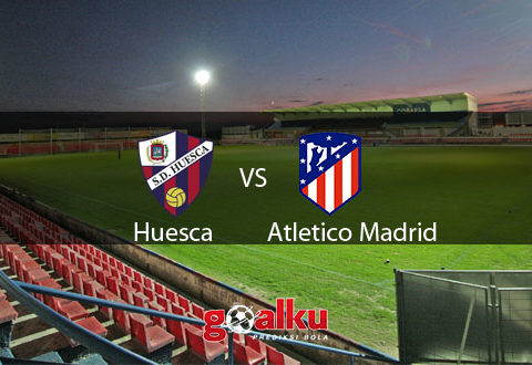 Huesca vs Atletico Madrid