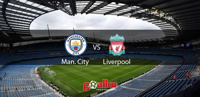 Prediksi Bola Manchester City vs Liverpool 3 Juli 2020