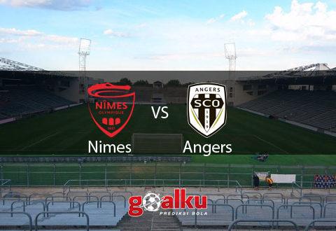 Nimes vs Angers