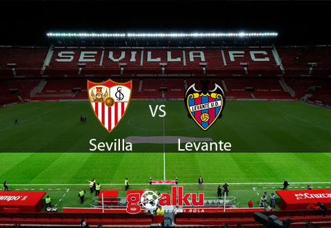 sevilla vs levante