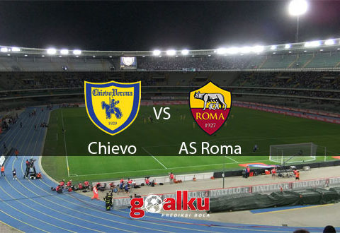 chievo vs as roma