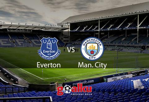 Everton vs Man. City