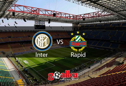 Inter vs Rapid