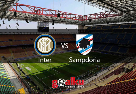 Inter vs Sampdoria