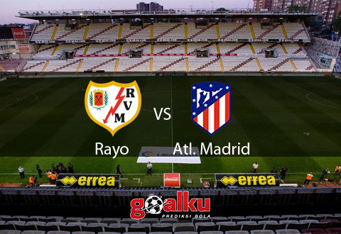 rayo vs atl madrid