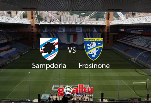 Sampdoria vs Frosinone