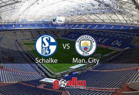 Schalke vs Mancester City