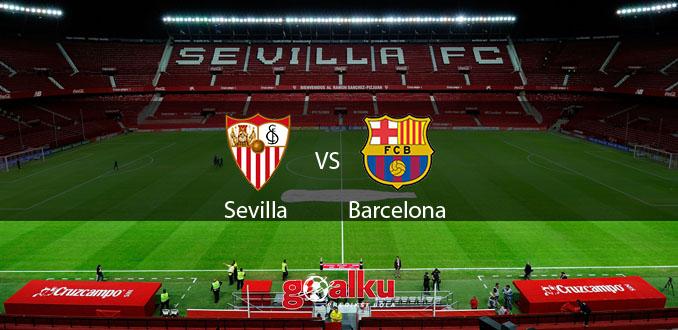 Prediksi Bola Sevilla vs Barcelona 20 Juni 2020