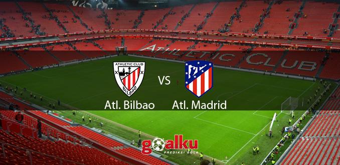 Prediksi Bola Athletic Bilbao vs Atletico Madrid 14 Juni 2020