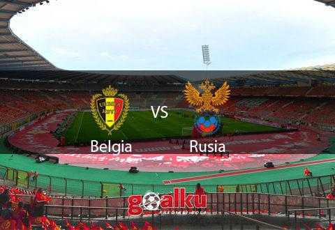 Belgia vs Rusia