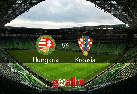 Hungaria vs Kroasia