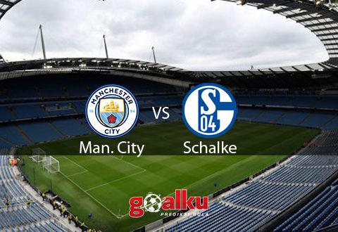 Man. City vs Schalke
