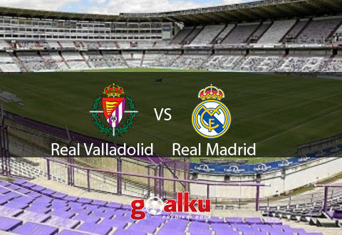Real Valladolid vs Real Madrid