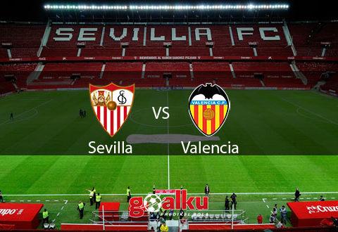 Sevilla vs Valencia