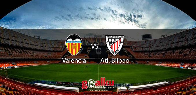 Prediksi Bola Valencia vs Athletic Bilbao 2 Juli 2020