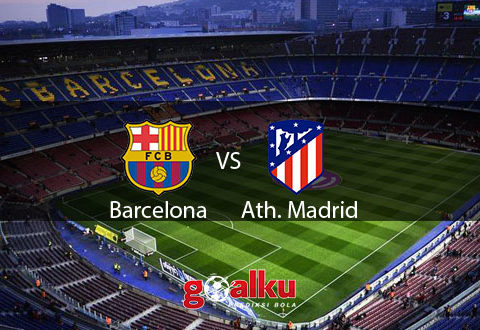 Barcelona vs Athletico Madrid