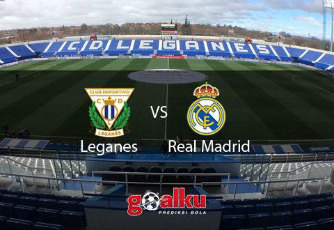 Leganes vs Real Madrid