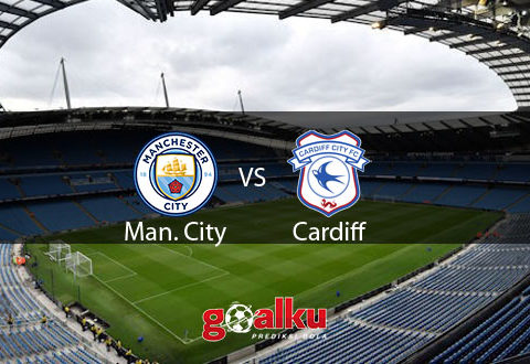 Man. City vs Cardiff