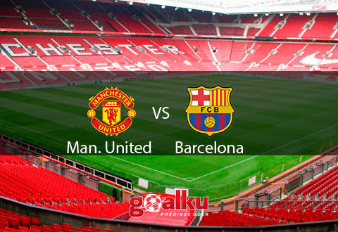 Man. United vs Barcelona