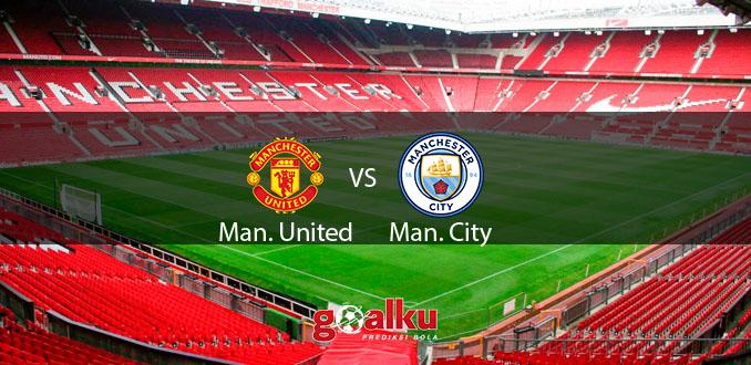Prediksi Bola Manchester United vs Manchester City 8 Maret 2020