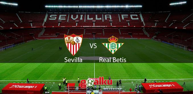 Prediksi Bola Sevilla vs Real Betis 12 Juni 2020