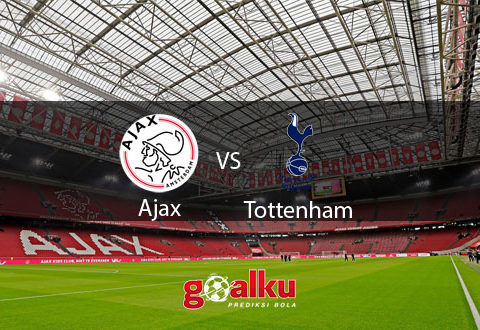 ajax vs tottenham