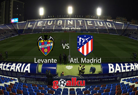 Levante vs Atletico Madrid
