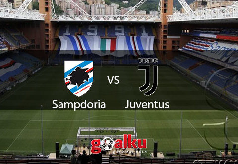 Sampdoria vs Juventus