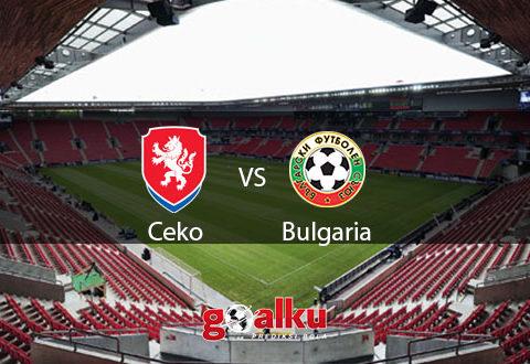 Ceko vs Bulgaria