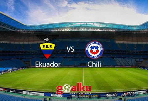 Ekuador vs Chili
