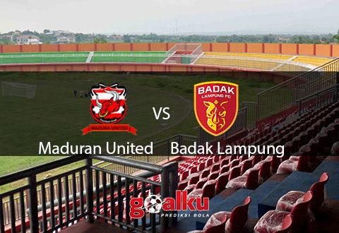 Madura Unnited vs Badak Lampung