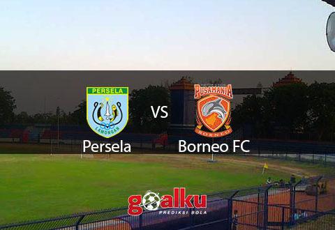 Persela vs Borneo FC