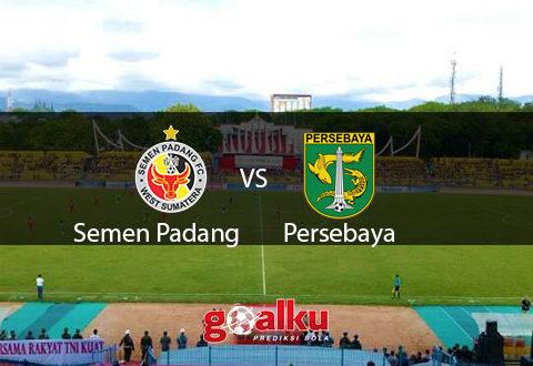 Semen Padang vs Persebaya