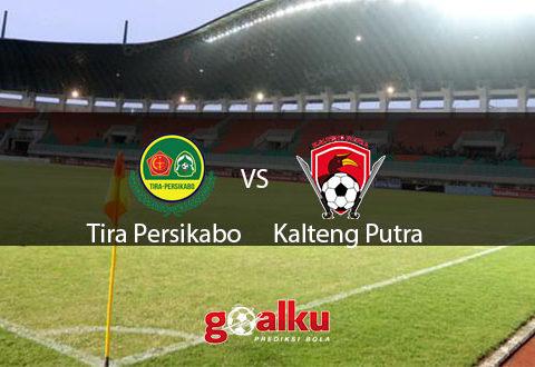 Tira Persikabo vs Kalteng Putra