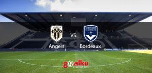 Angers vs Bordeaux