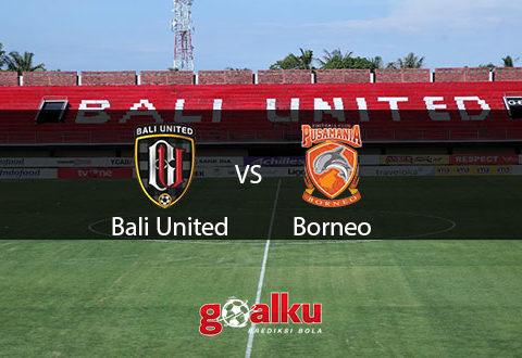 bali united vs borneo