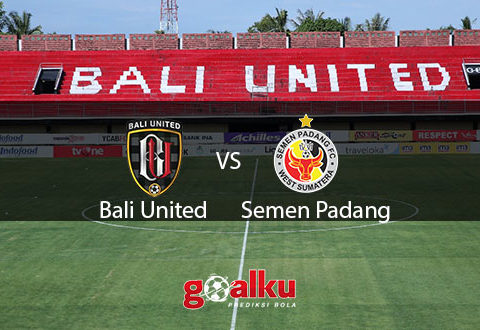 Bali United vs Semen Padang