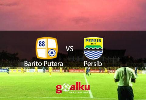 Barito Putera vs Persib