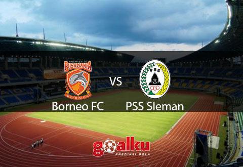 Borneo vs PSS Sleman