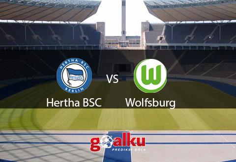 hertha bsc vs wolfsburg