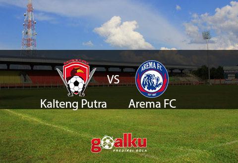 Kalteng Putra vs Arema FC