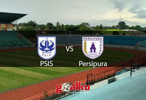 PSIS vs Persipura